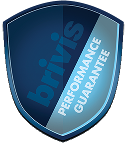 Brivis Performance Guarantee Logo