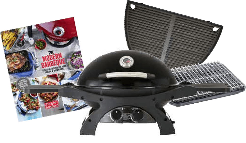 Ziggy Brown BBQ Bundle
